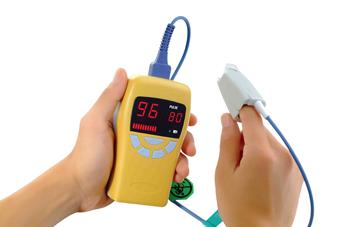 Handheld Pulse Oximeter AJ-7420