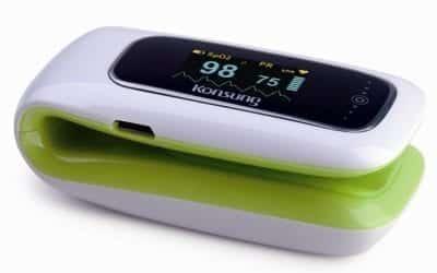 Fingertip Pulse Oximeter SONOSAT-F01LT