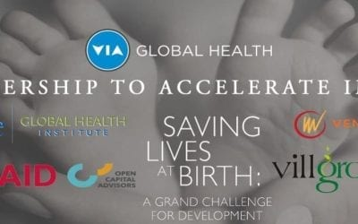 VIA Global Health Awarded Multi-Year Contract to Accelerate Global Health Innovation