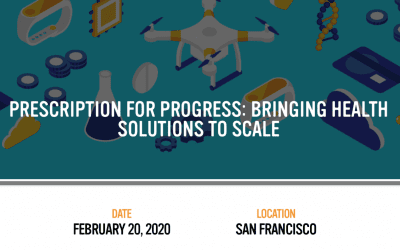 Noah Perin Invited as Speaker at Devex 'Prescription for Progress: Bringing Health Solutions to Scale' Conference in February 2020.