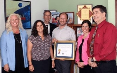 VIA Awarded the Export Achievement Certificate by Rep. Pramila Jayapal & US Commerce Department