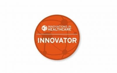 VIA Recognized by 'Innovations in Healthcare' as Global Health Industry Leader with Acceptance into 2018 Innovator Cohort